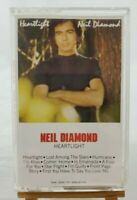 "Neil Diamond ""Heartlight"" Cassette CBS Records #PCT 38359 Circa 1982"