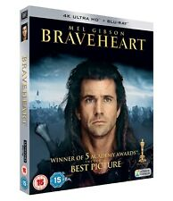 Braveheart (4K Ultra HD + Blu-ray) [UHD]