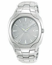 Citizen Eco Drive BM6010-55A Stainless Steel Grey Dial 180 Mens New Date Watch