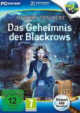 Mystery Trackers: Das Geheimnis der Blackrows (PC, 2015, DVD-Box)