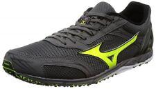 Mizuno Running marathon shoes WAVE EKIDEN 11 U1GD1720 Dark gray × yellow F/S