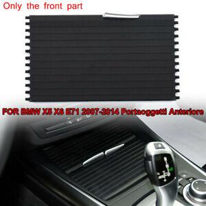 For BMW X5 X6 E70 E71 2007-2014 Anteriore e Posteriore Consolle Centrale Roller