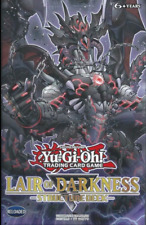 YUGIOH LAIR OF DARKNESS STRUCTURE DECK ENGLISH FACTORY-SEALED 1ST SR06