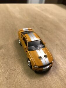 2007 Shelby Collectibles 1:64 DieCast Shelby GT500-Mustard
