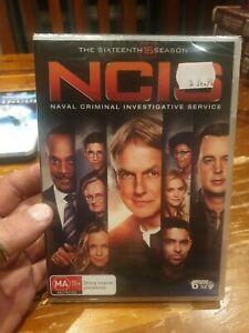 NCIS - Season 16 : NEW DVD