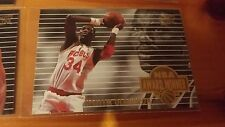 1994-95 Fleer Ultra NBA Award Winner #3 Hakeen Olajuwon