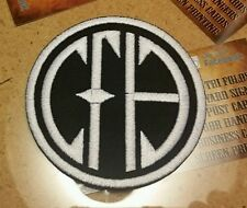 CFH motorcycle vest jacket patch