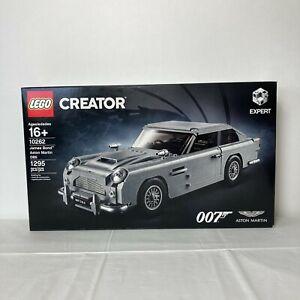Lego Creator James Bond Aston Martin DB5 NEW SEALED Model 10262