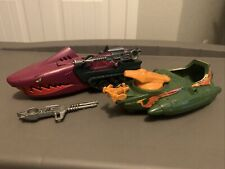 Vintage - Land Shark And Wind Raider Masters of the Universe / MOTU / He-Man)