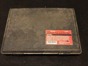Craftsman 39 pc. Metric Tap and Die Set #52383