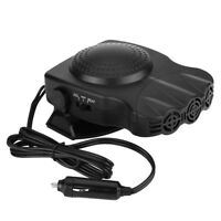 12V Car Vehicle Portable Ceramic Heater Heating Cooling Fan Defroster Tw