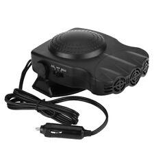 12V Car Vehicle Portable Ceramic Heater Heating Cooling Fan Defroster Demister_S