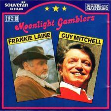 ♫ Frankie Laine/Guy Mitchell-Moonlight Gamblers - 2lp on 1cd-CD RARE ♫