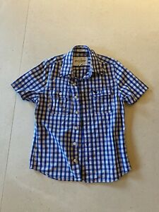 abercrombie and fitch Boys Shirt 8/9 Small