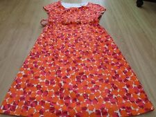 BODEN  COTTON  SHIFT DRESS SIZE 10 LONG BNWOT (NB)