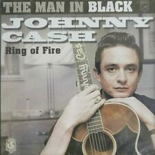 NEW SEALED - JOHNNY CASH  Ring Of Fire - Man In Black Country Pop Music CD Album