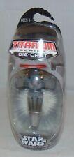 New 2006 Galoob Star Wars Titanium Series Die Cast Sith Infiltrator Vehicle