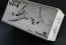 Macross Valkyrie VF-4 Flash Back 2012 RETPPU 1/72 Original Kit - NEW - ROBOTECH