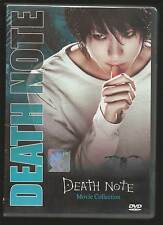 DVD Death Note 3 Movie Collection ( Live Action ) Box Set ENGLISH Version