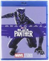 Black Panther - Marvel 10° Anniversario - Blu Ray - Nuovo Sigillato