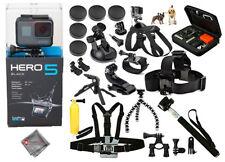 GoPro HERO5 Black ALL YOU NEED MEGA BUNDLE! Brand New!