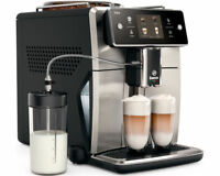SAECO SM 7683/00 XELSIS coffee espresso super automatic machine silver steel