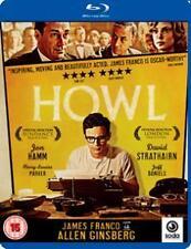 HOWL - BLU-RAY - REGION B UK