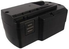 UK Batteria per Festool PS 400 T15 +3 491 823 492 269 15,6 V ROHS