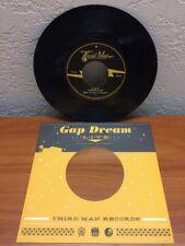"Gap Dream – 58th Street Fingers (Live) 7"" Vinyl Third Man Records"