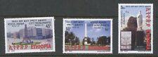 Ethiopia 2009 Addis Ababa city monument stamps set MNH