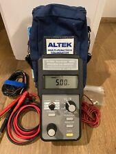 Altek TechChek 820 Multifunction Calibrator