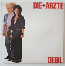Vinyl | Die Ärzte | Debil | 1984 | Schallplatte | LP