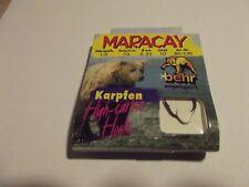 Maracay Karpfen Haken Karpfenhaken Angelhaken gebunden  10 Sück Gr. 1/0