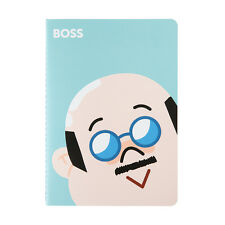 LINE FRIENDS Character BOSS Notebook Season 2 Large Official Goods