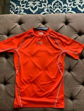 Under Armour Youth Compression T-Shirt-Youth XL