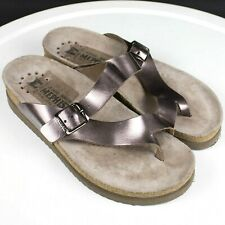 Mephisto Helen Leather Sandal BRONZE STAR Size 35 / 5 US