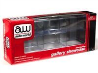 Interlocking Display Case,Scale 1:64 by Auto World