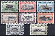 Mint Hinged George V (1910-1936) Falkland Island Stamps