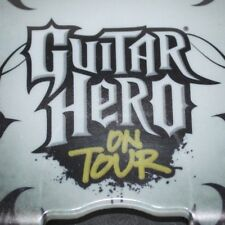 Nintendo DS Guitar Hero: On Tour Handheld Guitar Grip Controller w/ Pick ONLY