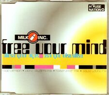 Milk Inc. - Free Your Mind - CDM - 1997- Eurodance 4TR Regi Penxten Jade 4U