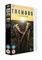 Tremors/Tremors 2 - Aftershocks/Tremors 3 - Back To Perfection (DVD, 2006) NEW