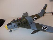 1:18 F-86 Sabre Bundeswehr ,  von  Admiral Toys - Selten !!
