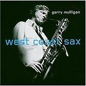 West Coast Sax, Gerry Mulligan, Very Good