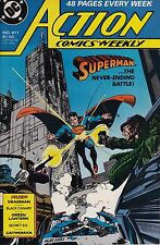 DC Comics! Action Comics Weekly! Issue 611! Featuring Superman!