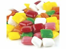Bulk 2 lb Chicle Tabs Assorted Flavored Chewing Gum Chicklets Chiclets Candy