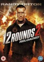 12 Rounds 2: Reloaded [DVD], in New Condition, Tom Stevens, Colin  Lawrence, Pat