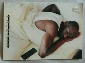 1994 Michael Jordan Chicago Bulls UpperDeck Rare Air Card#28 Shh Jordan sleeping