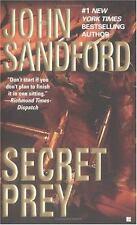 Prey: Secret Prey 9 by John Sandford (1999, Paperback, Reprint)