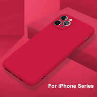 For iPhone 11 Pro Max XR XS 7 8 6 Plus Case Ultra Thin Soft TPU Shockproof Cover