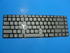 "New listing Dell Xps L502X 15.6"" Genuine Laptop Keyboard V119525Bs1 Pvdg3"